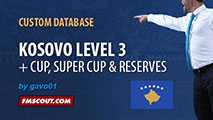 Kosovo to Level 3