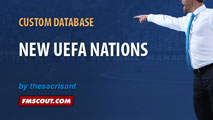 New UEFA Nations for FM14