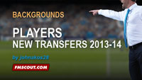 Player Backgrounds for FM14