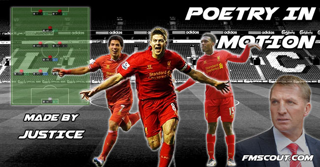 FM 2014 Tactics - Poetry In Motion (BR System)