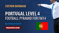 Portugal Level 4 for FM14
