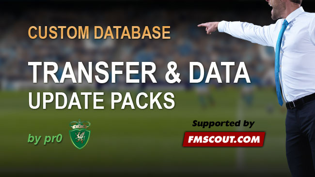FM 2014 Data Updates - FM14 Transfer & Data Update Packs by pr0