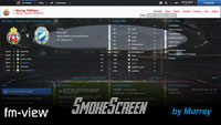 SmokeScreen skin for FM14