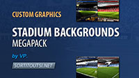 Stadium Backgrounds Megapack for FM14