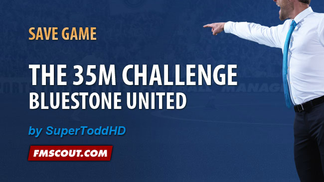 FM 2014 Misc Files - The 35m Challenge