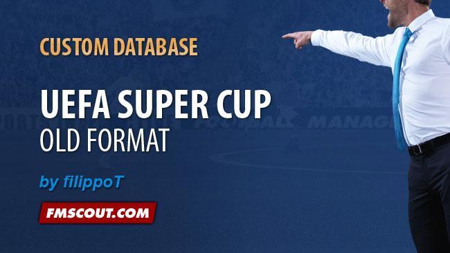 UEFA Super Cup old format