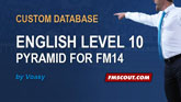 Voasy's English Level 10 for FM14