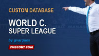 World Super League for FM14
