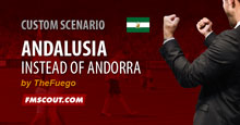 Andalusia for FM15