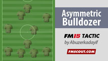 Asymmetric Bulldozer - Unbeaten with Liverpool