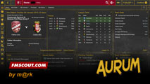 Aurum Skin for FM15