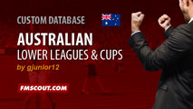 Australian Lower Leagues & Cups