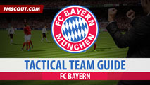 Bayern Munich Tactical Guide for FM15