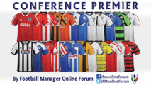 Conference Premier SS Kits 14/15