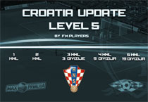 Croatia Level 5 for FM15