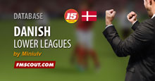Danish League Expansion for FM15