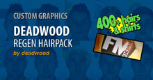 Deadwood Regen Hairpack v2.2 for FM16