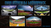NEW DazS8 STADIUM BACKGROUNDS MEGA-PACK