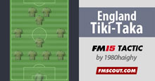 If England did Tika-Taka
