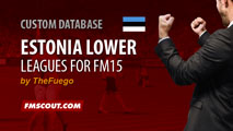 Estonia Level 4 for FM15