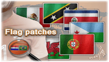 Patch Flags for Football Manager