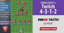 FMScout's Twitch 4-3-1-2