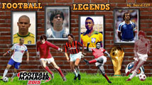Football Legends for FM 15 - FINAL UPDATE