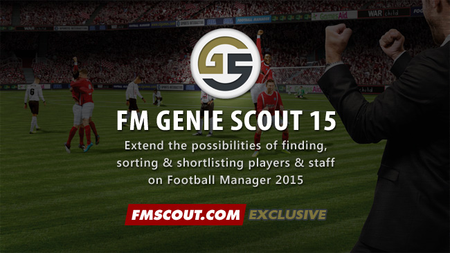 FM 2015 Tools - FM Genie Scout 15 - Exclusive