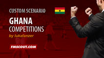 Ghana competitions for FM15