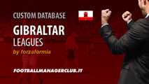Gibraltar Leagues for FM15
