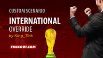 Yearly World Cup for FM15