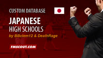 Japanese High School Database