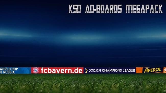 KSD Ad-Boards Megapack for FM15