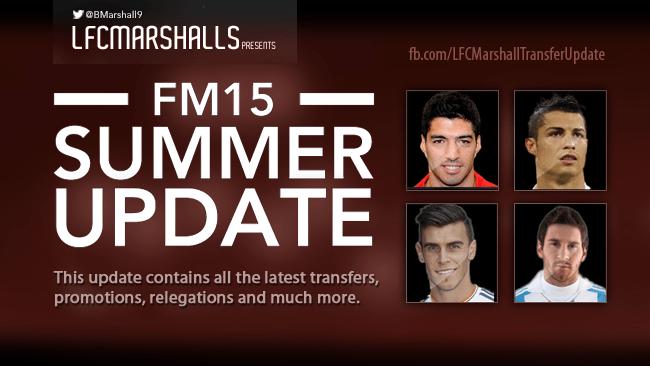 LFCMarshall's FM15 Transfer Update (24.11.14)
