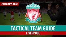 Liverpool Tactical Guide for FM15