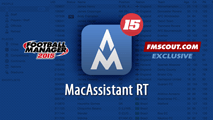 MacAssistant RT for FM15 - Exclusive