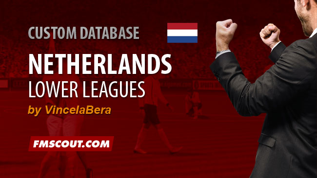 The Netherlands/Holland Lower Leagues