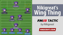 Nikigreat's It's a Wing Thing