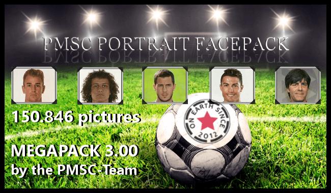 PMSC Portrait Facepack v3.02 (153.878 pictures)