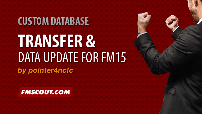 Pointer4NCFC Transfer and Data update for FM15
