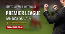 Premier League Fantasy Squads