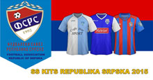 Republic of Srpska SS kits 2015