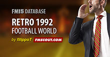 Retro Database 1992 for FM15