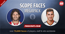 Scope Faces Megapack 2015