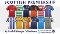 Scottish Premiership SS Kits 14/15