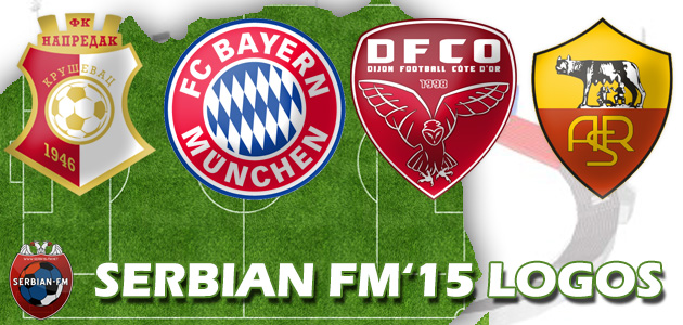 Serbian FM15 Soft Logopack