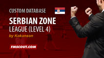 Serbian Zone League (Level 4)