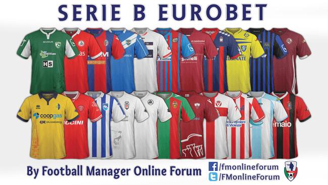 FM 2015 Club Kits - Serie B SS Kits 14 15 5fc465c20