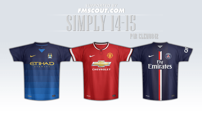Simply kits 14-15