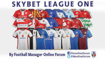 SkyBet League One SS Kits 14/15